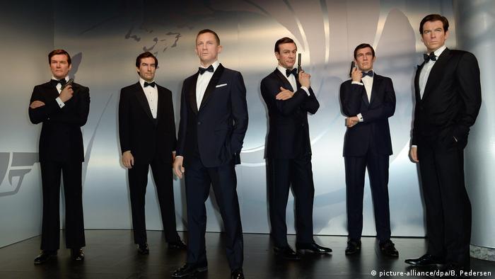 About James Bond Series