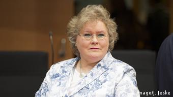 Equal opportunity commissioner Kristin Rose-Möhring