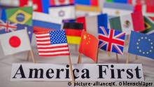 America First (picture-alliance/K. Ohlenschläger)