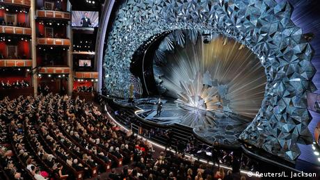 Inside the Oscars ceremony (Reuters/L. Jackson)