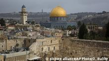 A view of the Western Wall and the Dome of the Rock, some of the holiest sites for for Jews and Muslims, is seen in Jerusalem's Old City, Wednesday, Dec. 6, 2017. U.S. officials say President Donald Trump will recognize Jerusalem as Israel's capital Wednesday, Dec. 6, and instruct the State Department to begin the multi-year process of moving the American embassy from Tel Aviv to the holy city. His decision could have deep repercussions across the region. (AP Photo/Oded Balilty) |