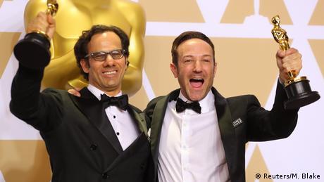 Winners of Best Documentary Icarus (Reuters/M. Blake)