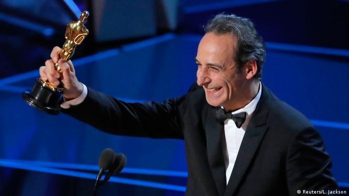 USA Oscar-Verleihung 2018 | Alexandre Desplat Best Original Score (Reuters/L. Jackson)