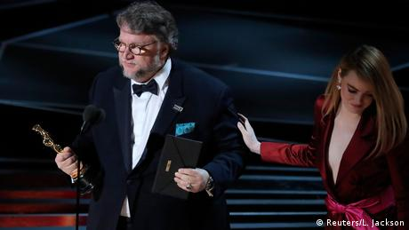 'The Shape of Water' director Guillermo del Toro (Reuters/L. Jackson)