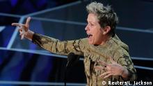 USA Oscar-Verleihung 2018 | Best Actress Frances McDormand