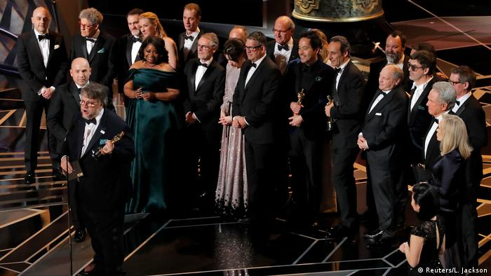 USA Oscar-Verleihung 2018 | Bester Film Shape of Water (Reuters/L. Jackson)