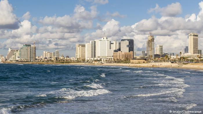Tel Aviv's skyline