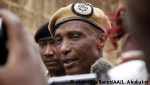 Kale Kayihura Polizei Kampala Uganda