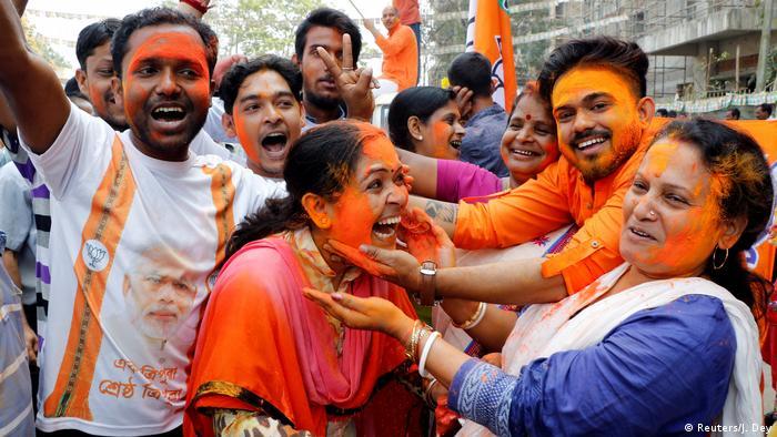 Indien Wahlen in Tripura, Meghalaya & Nagaland (Reuters/J. Dey)