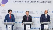Republik Moldawien Regionale Sicherheitskonferenz in Chisinau