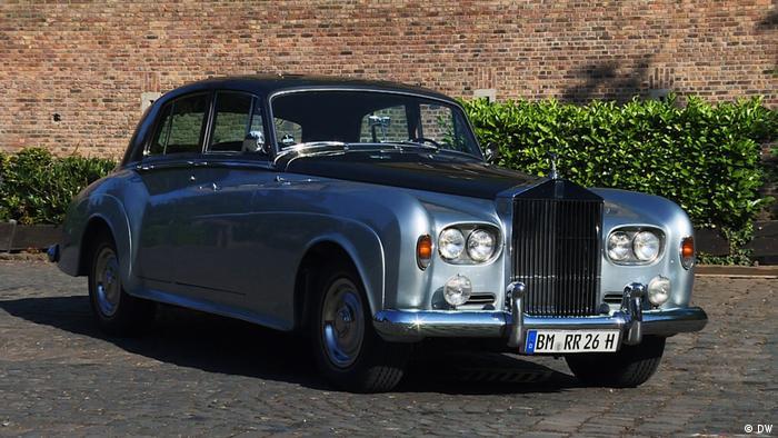 Motor mobil 10-18 Onlinestartbild | Rolls Royce (DW)