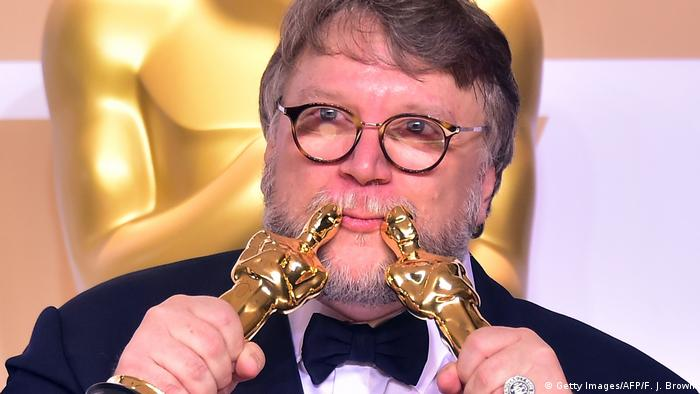 Oscars Guillermo del Toro (Getty Images/AFP/F. J. Brown)