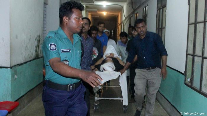 Prof. Zafar Iqbal Angriff Universität Wissenschaft und Technologie Bangladesch ( bdnews24.com)