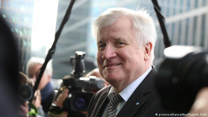 CSU Horst Seehofer (picture-alliance/NurPhoto/A. Pohl)