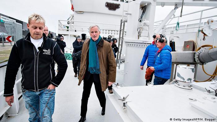 Brexit Chief Negotiator Michel Barnier