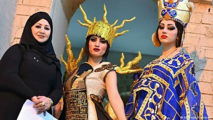 Irak Modedesigner Fashion