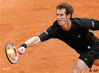 Andy Murray vestia artigos Fred Perry