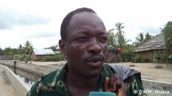 Mosambik Emilio de Barros, Zambezia