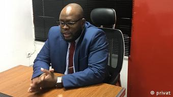 Mosambik Elisio Sousa Anwalt Kriminalist