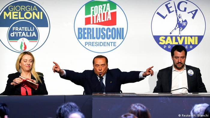 In previous coalitions, former premier Silvio Berlusconi has led but this time the role falls to League leader Matteo Salvini