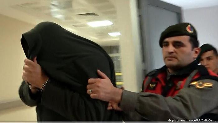 Türkei Griechische Soldaten unter Spionageverdacht inhaftiert