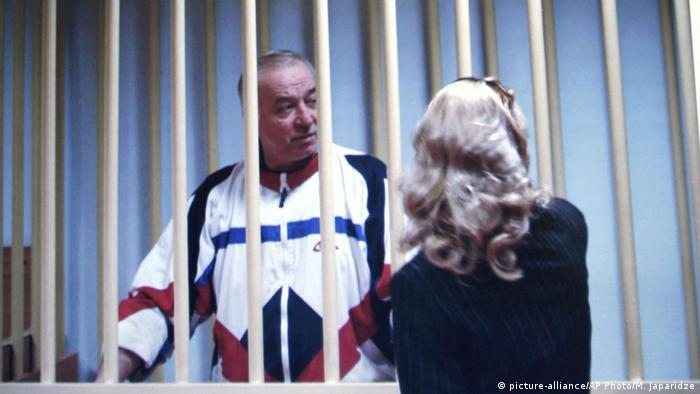 Сергей Скрипаль (фото из архива, 2006 год)