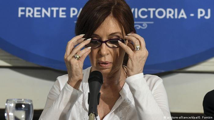 Foto de Cristina Fernández.