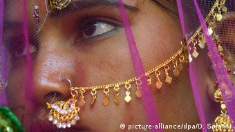 Indien Kinderehe