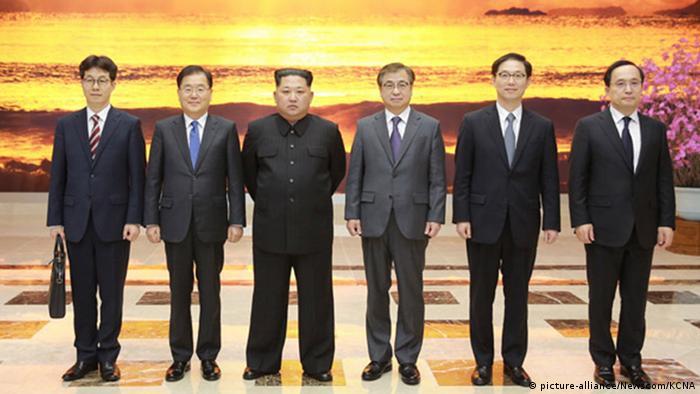 Kore yarımadasında tarihi zirve kararı