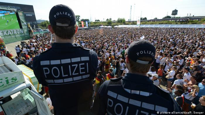 Russia World Cup: Germany warns of Islamist terror and hooligan threat