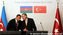 Bund gibt Milliardengarantie für Pipeline aus Aserbaidschan