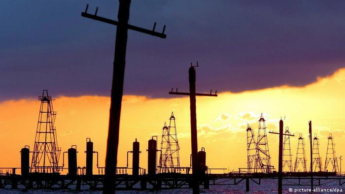 Bund gibt Milliardengarantie für Pipeline aus Aserbaidschan (picture-alliance/dpa)