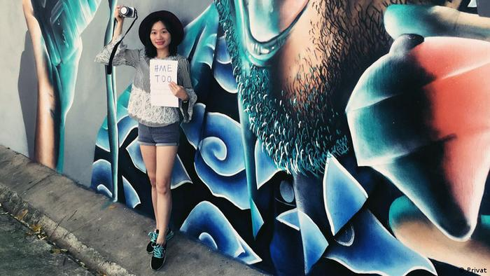 Journalistin Sophia Huang Liqin (Privat)