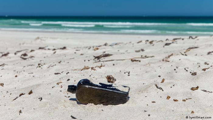 Message in a bottle thrown into Rhine by German family found in New Zealand