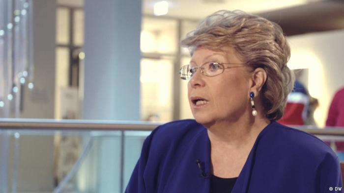 Made in Germany Viviane Reding