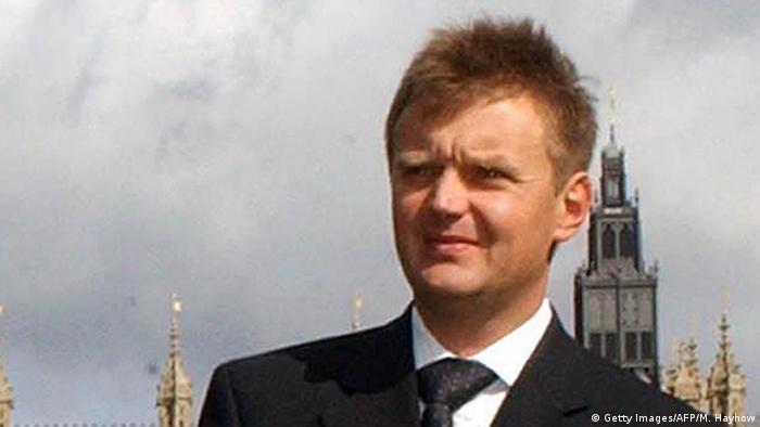Alexander Litvinenko (Getty Images/AFP/M. Hayhow)