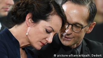 Η σχέση του υπουργού με την ηθοποιό Νατάλια Βέρνερ απασχόλησε τον γερμανικό κίτρινο τύπο.