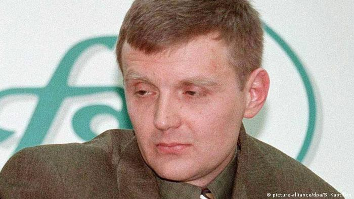 O ex-espião russo Alexander Litvinenko