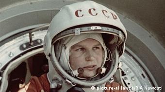 Валентина Терешкова, фото 1963 года