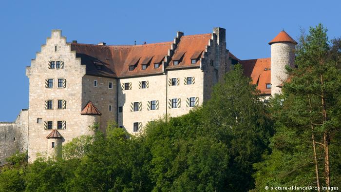 Рабенштайн (Burg Rabenstein)