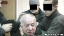 Video-Still Sergej Skripal, ehemaliger Oberst des russischen GRU-Militärgeheimdienstes