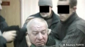 Video-Still Sergej Skripal, ehemaliger Oberst des russischen GRU-Militärgeheimdienstes (Reuters TV/RTR)