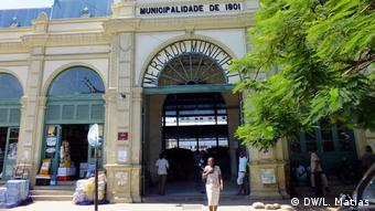 Mosambik Maputo Zentraler Markt