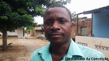 Mosambik Sande Carmona - Sprescher von MDM - Movimento Democrático de Moçambique