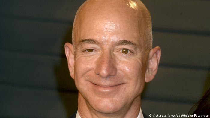Amazon Chef Jeff Bezos