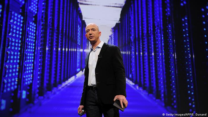 Jeff Bezos (Getty Images/AFP/E. Dunand)