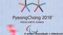 Südkorea - Pyeongchang Paralympics 2018