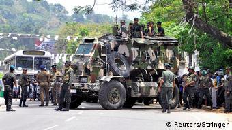 Sri Lanka Kandy - Sri Lanka verhängt Ausnahmezustand (Reuters/Stringer)
