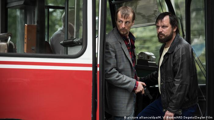 Filmstill ARD-Zweiteiler Gladbeck