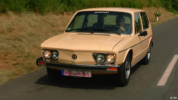VW Brasilia (DW)